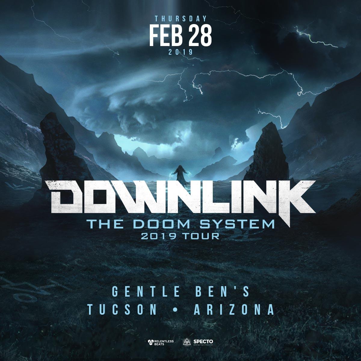 Flyer for Downlink
