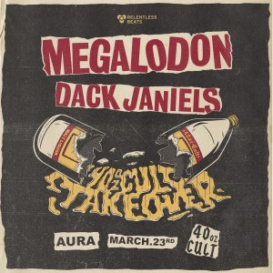Megalodon + Dack Janiels on 03/23/19