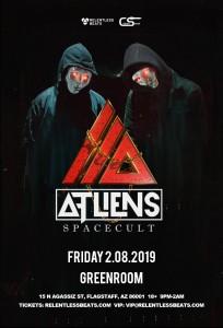 ATLiens on 02/08/19