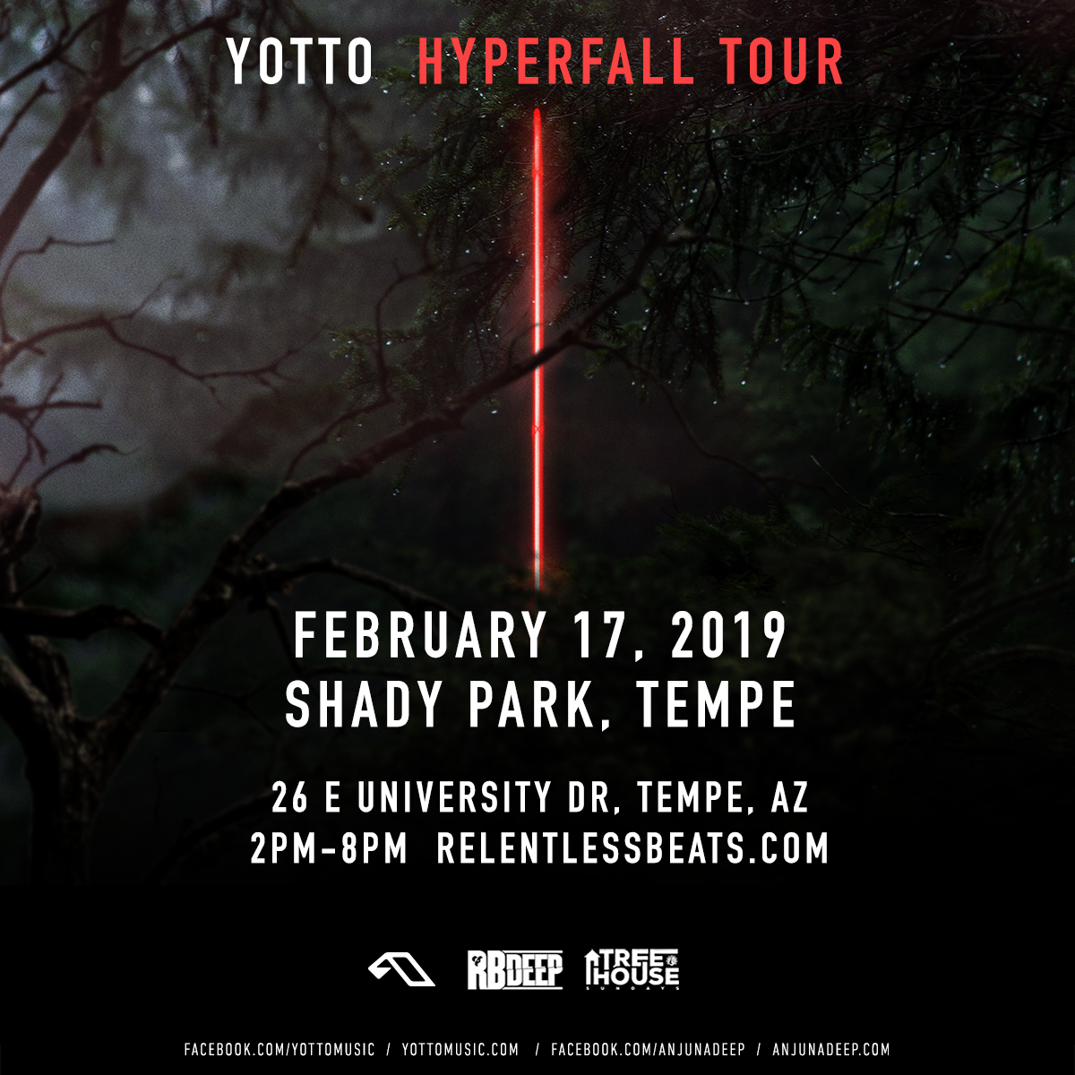 Flyer for Yotto