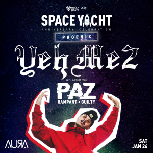 Space Yacht Phoenix ft. YehMe2 on 01/26/19