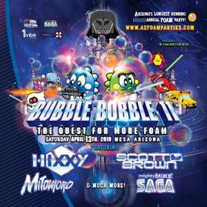 Bubble Bobble 11 on 04/13/19