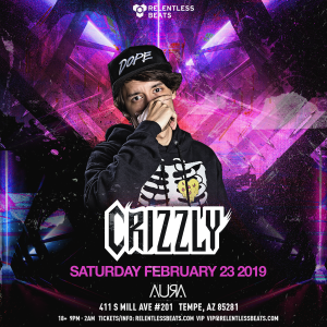 Crizzly on 02/23/19