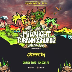 Midnight Tyrannosaurus on 05/24/19