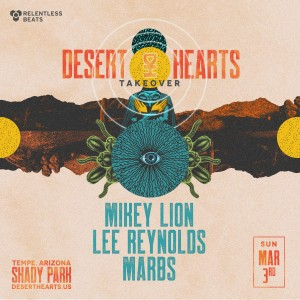 Desert Hearts on 03/03/19