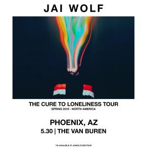 Jai Wolf on 05/30/19
