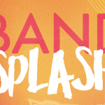 band splash
