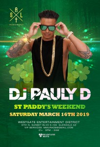 Pauly D on 03/16/19