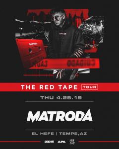 Matroda on 04/25/19
