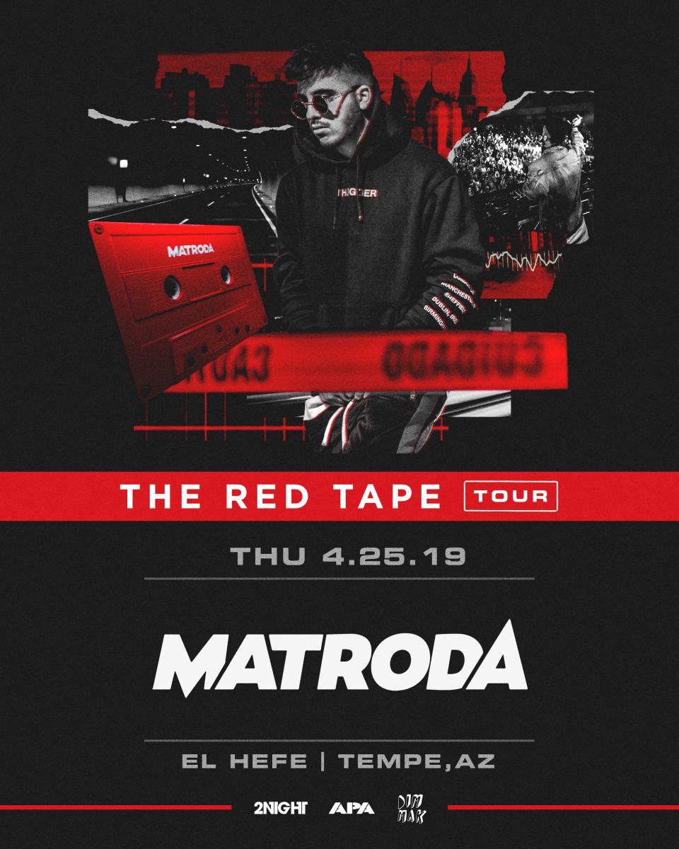 Flyer for Matroda