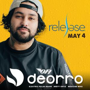 Deorro on 05/04/19