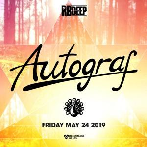 Autograf on 05/24/19