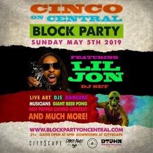 Lil Jon on 05/05/19