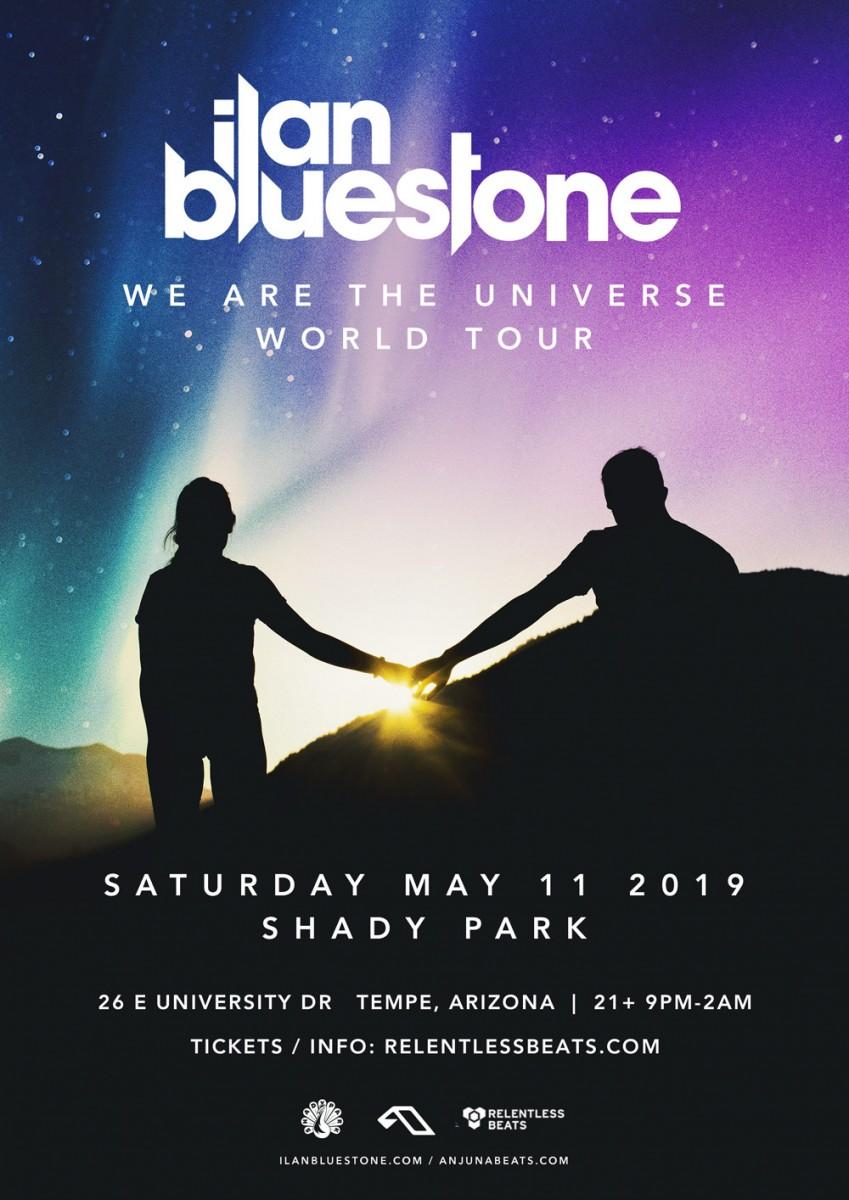 Flyer for Ilan Bluestone