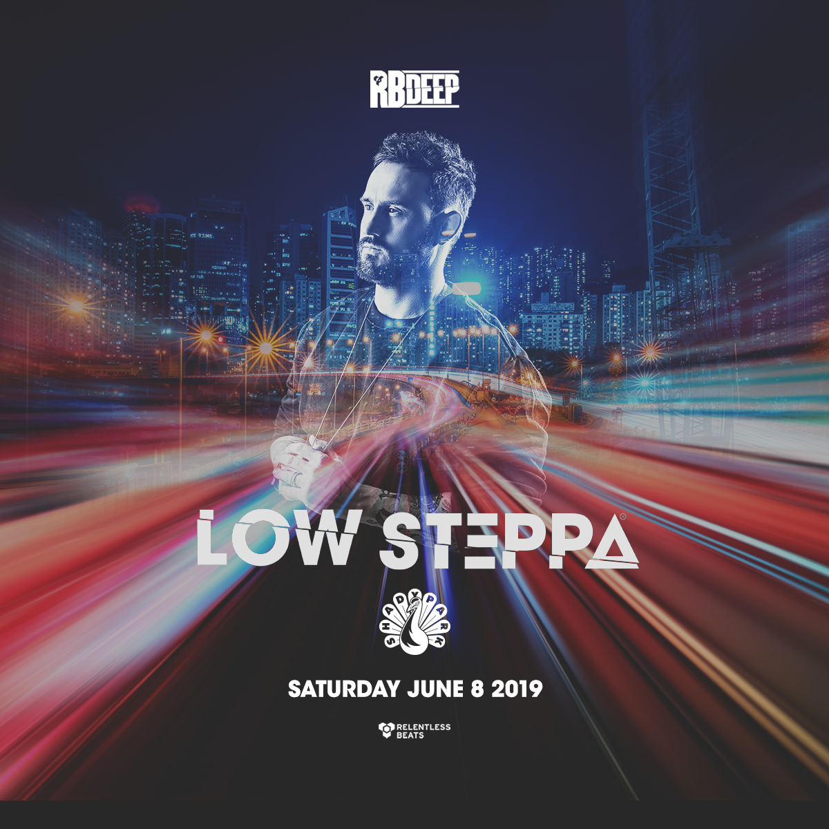 Flyer for Low Steppa