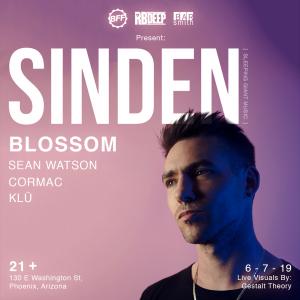 Sinden on 06/07/19