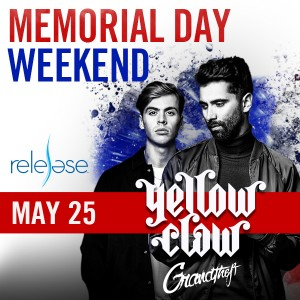 Yellow Claw on 05/25/19