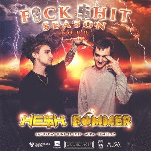 HE$H & Bommer on 06/22/19