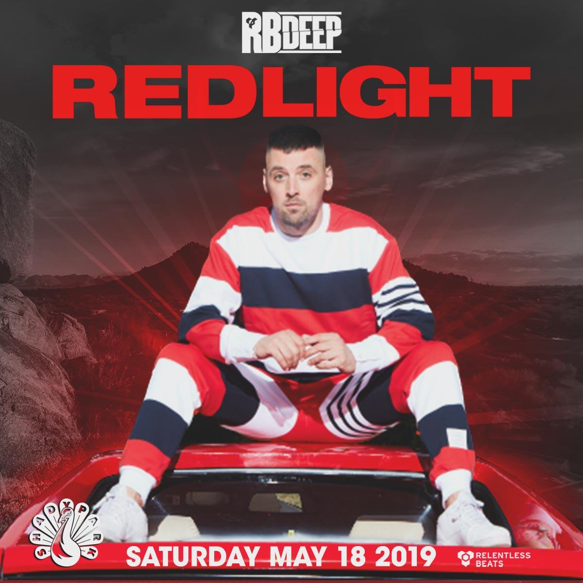 Flyer for Redlight