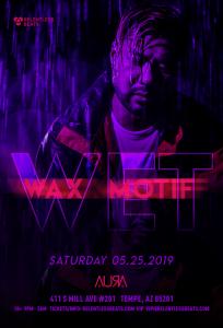 Wax Motif on 05/25/19