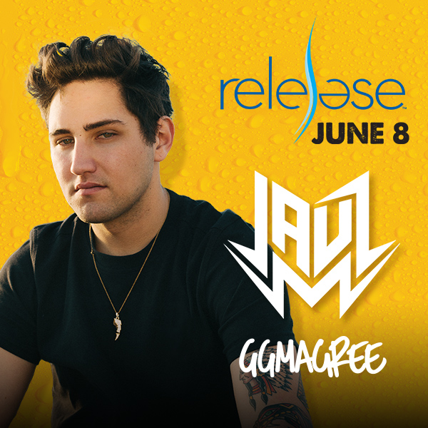 Flyer for Jauz + GG Magree