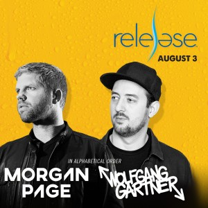 Morgan Page + Wolfgang Gartner on 08/03/19