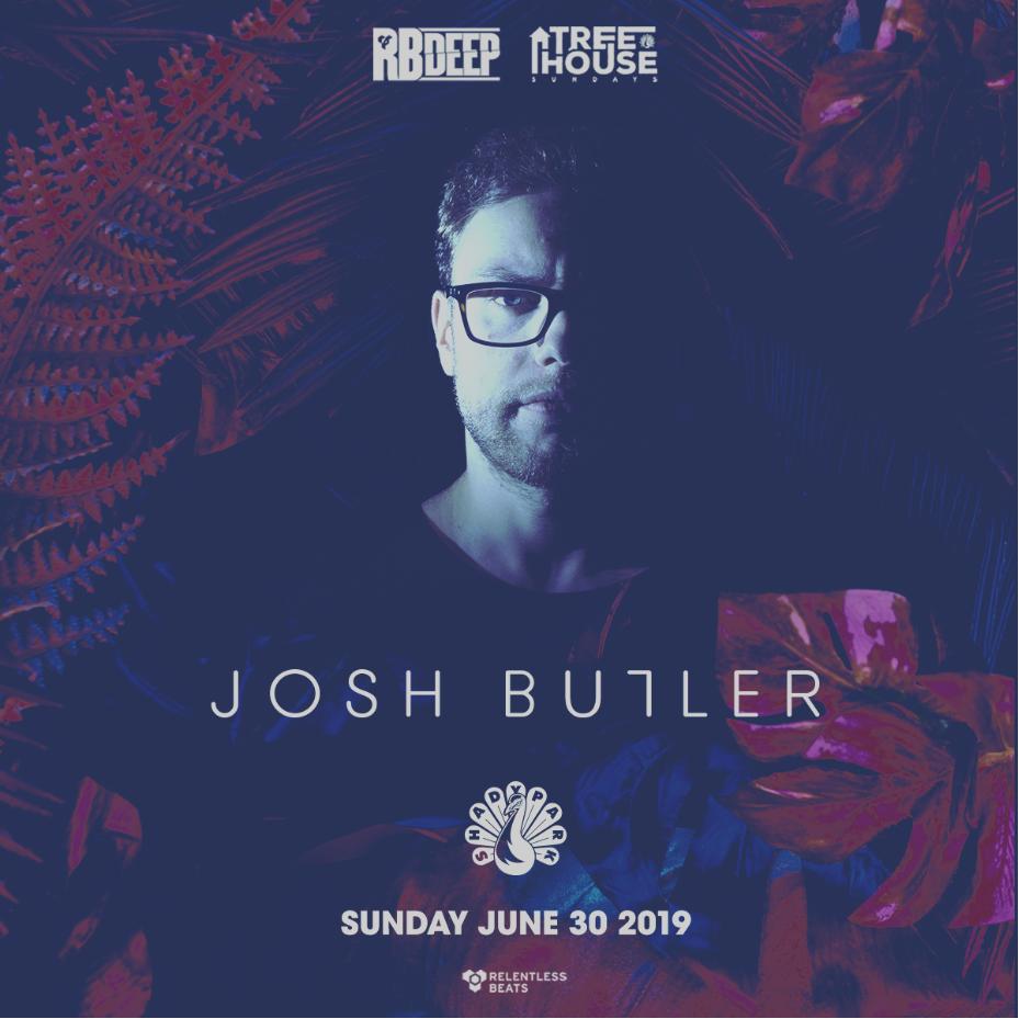 Flyer for Josh Butler