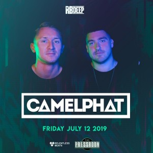 Camelphat on 07/12/19