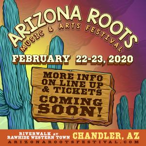 Arizona Roots 2020 on 02/22/20