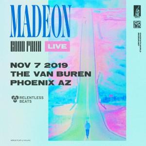 Madeon on 11/07/19