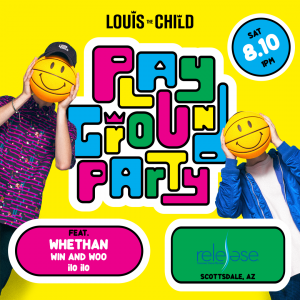 Louis The Child + Whethan on 08/10/19