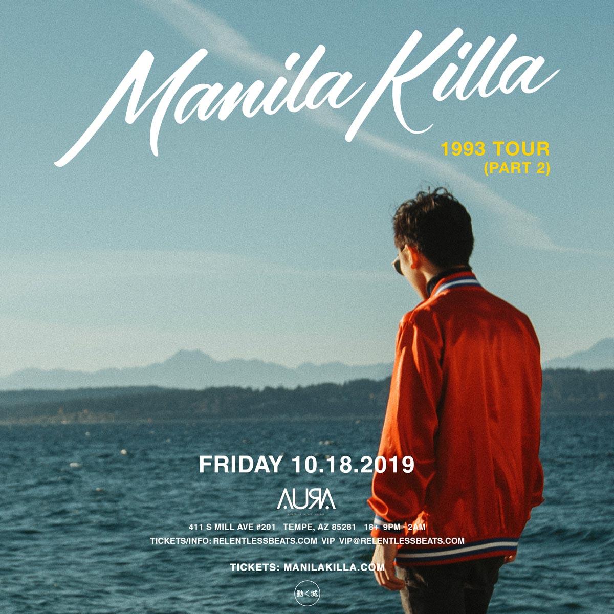 Flyer for Manila Killa