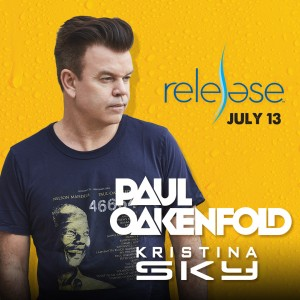 Paul Oakenfold + Kristina Sky on 07/13/19