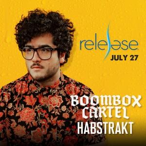 Boombox Cartel + Habstrakt on 07/27/19