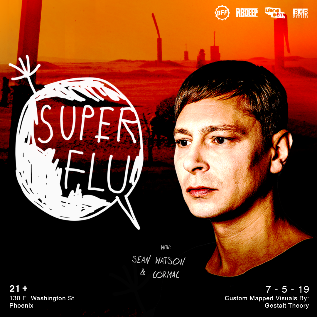 Flyer for Super Flu