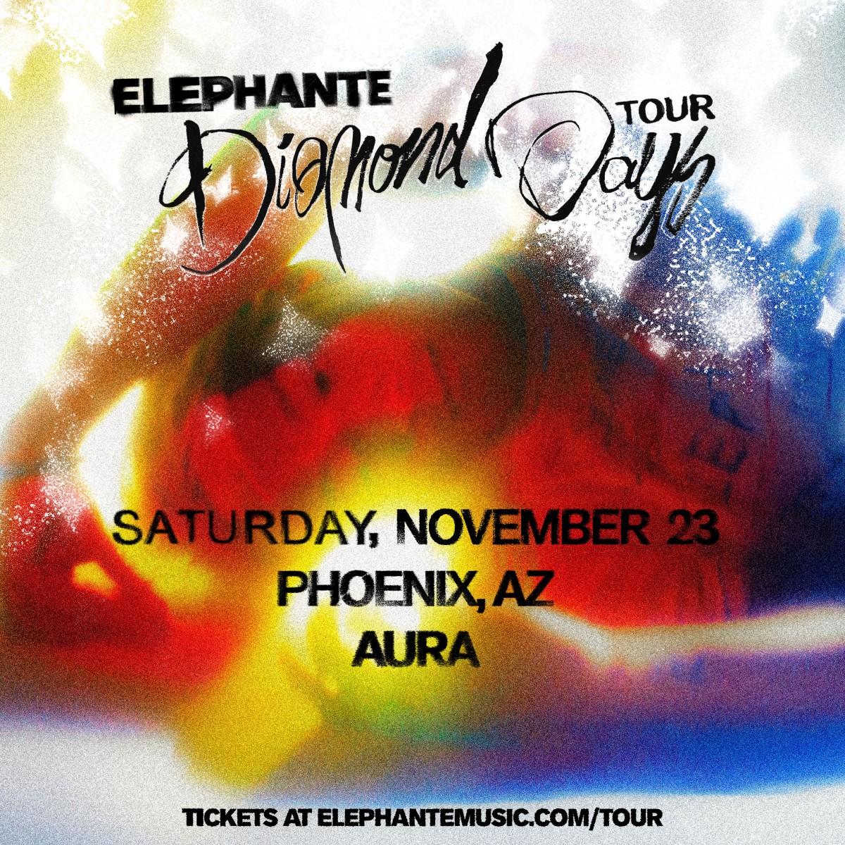 Flyer for Elephante