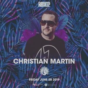 Christian Martin on 06/28/19