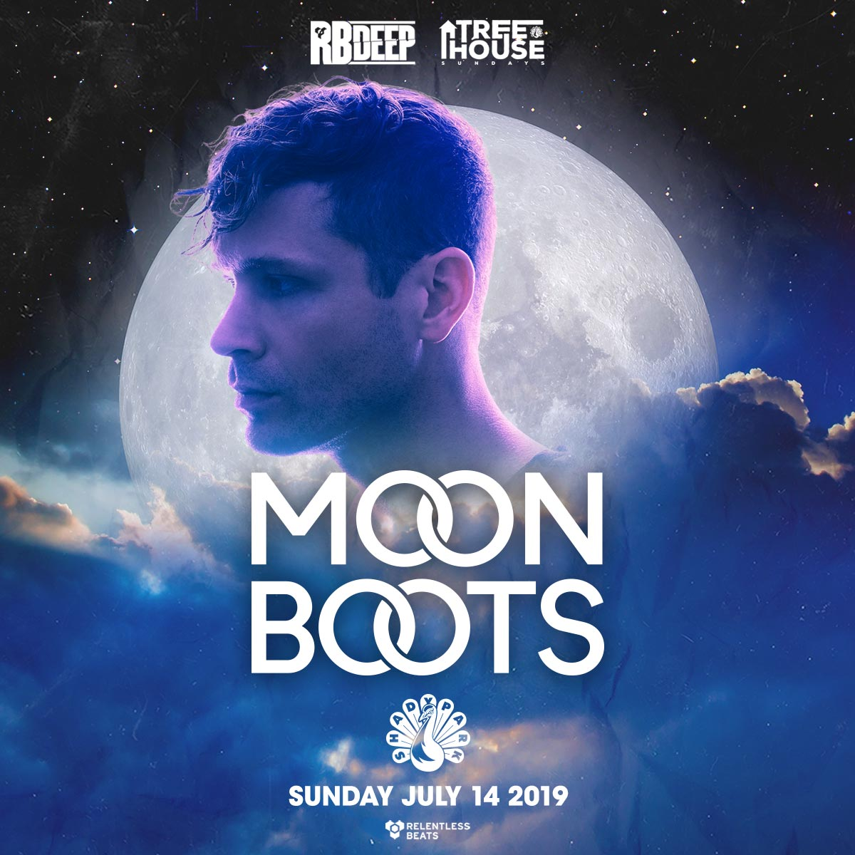 Flyer for Moon Boots