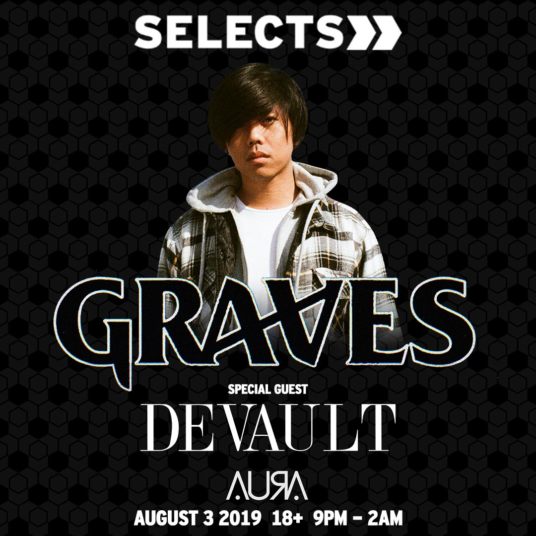Flyer for Graves + Devault