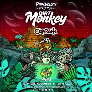 Dirt Monkey on 11/16/19