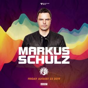 Markus Schulz on 08/23/19
