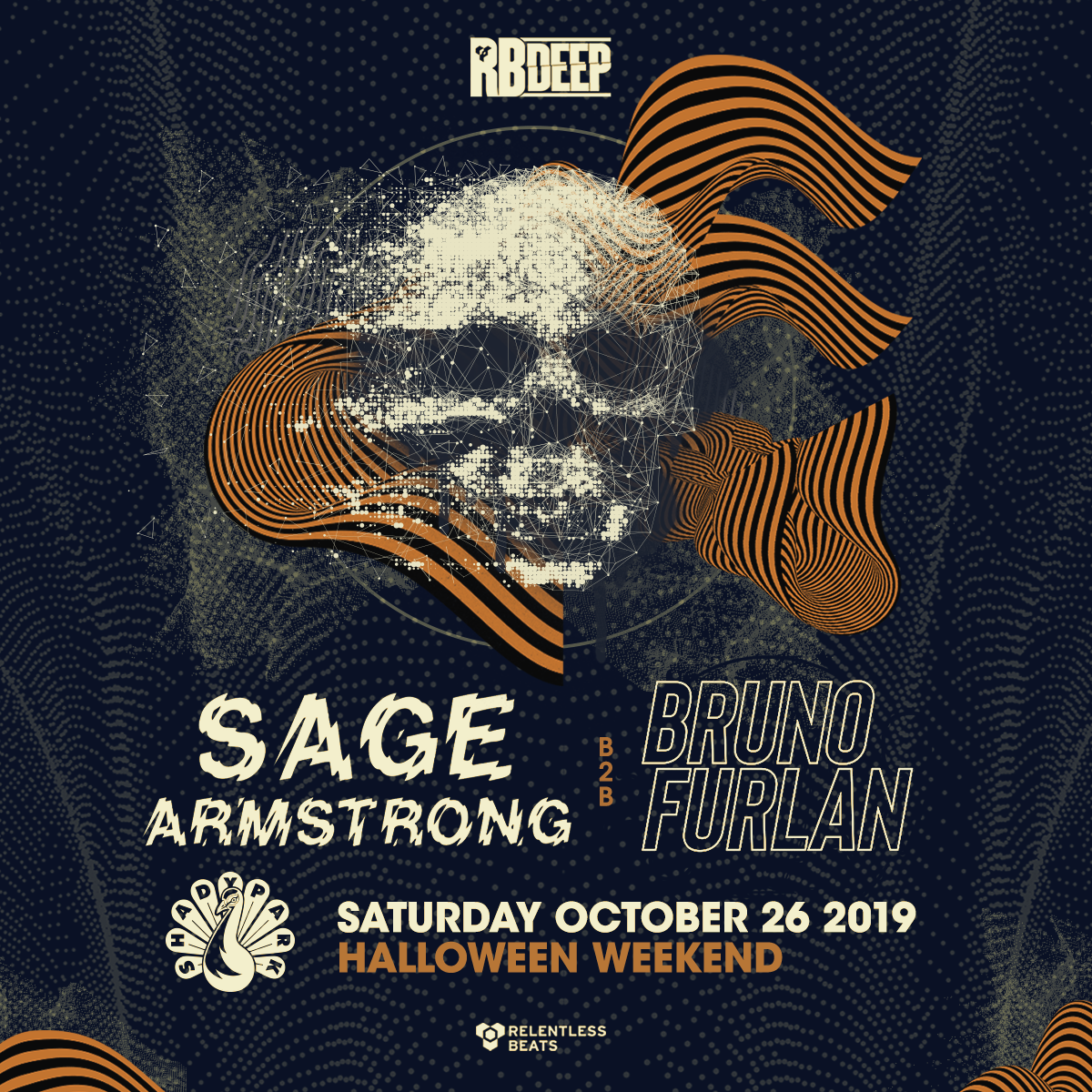 Flyer for Sage Armstrong B2B Bruno Furlan