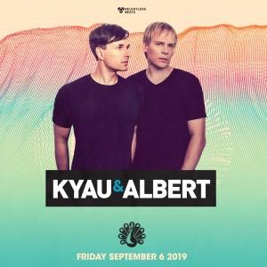 Kyau & Albert on 09/06/19