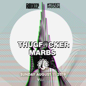 Thugfucker + Marbs on 08/11/19