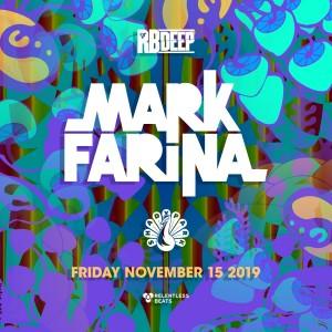 Mark Farina on 11/15/19