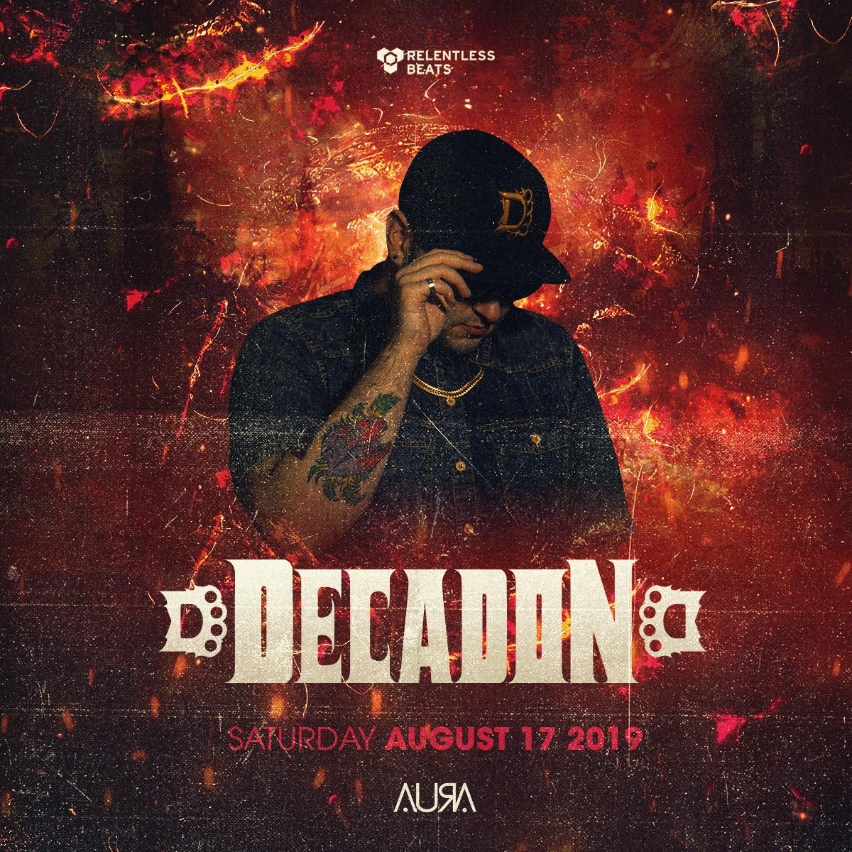Flyer for Decadon
