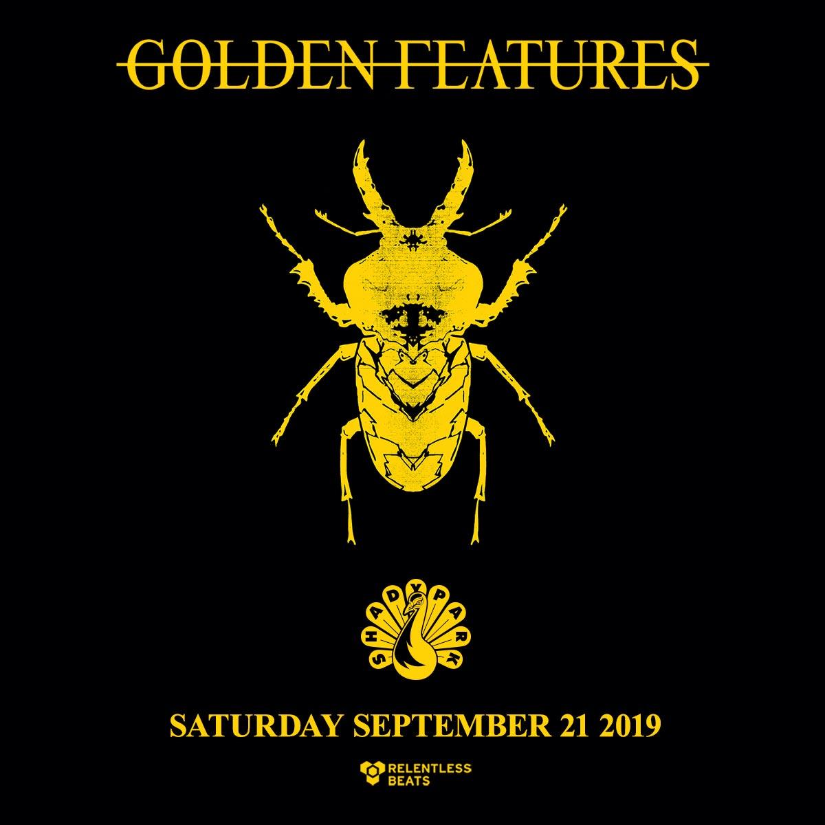 Flyer for Golden Features
