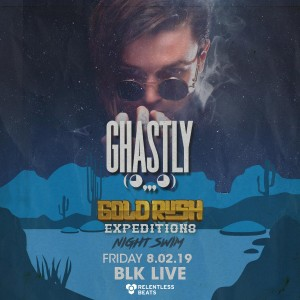 Ghastly - Goldrush Expeditions Night Swim on 08/02/19