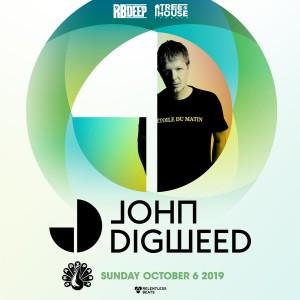 John Digweed on 10/06/19