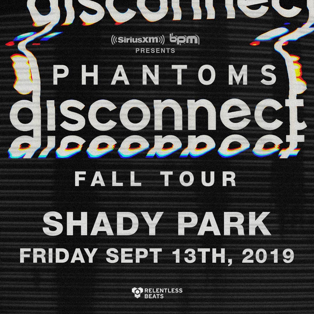 Flyer for Phantoms
